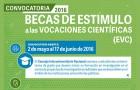 Imagen sobre Becas EVC-CIN 2016