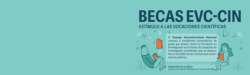 Becas EVC-CIN 2017