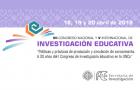 Imagen sobre VII Congreso Nacional y V Internacional de Investigación Educativa