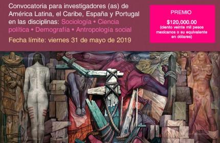 Imagen sobre X Premio Iberoamericano en Ciencias Sociales