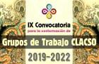 Imagen sobre IX convocatoria para la conformación de Grupos de Trabajo de CLACSO