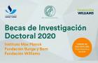 Imagen sobre Becas de Investigación Doctoral 2020