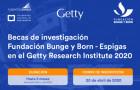 Imagen sobre Becas de Investigación Fundación Bunge y Born – Espigas en el Getty Research Institute 2020