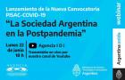 Imagen sobre Convocatoria PISAC-COVID-19: La sociedad argentina en la Postpandemia