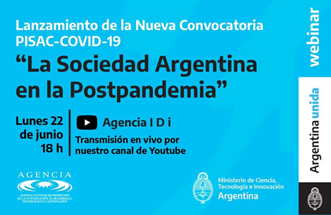 Convocatoria PISAC-COVID-19